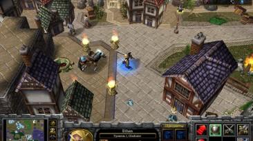 """Warcraft 3 TFT """"Карта - The Legend of Magnador Full Version"""""""