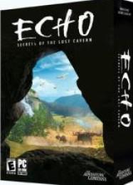 Обложка игры ECHO: Secrets of the Lost Cavern