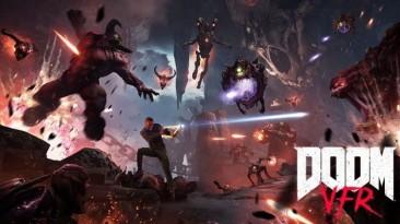 Релизный трейлер Doom VFR