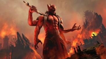 На тестовом сервере The Elder Scrolls Online вышло дополнение Deadlands