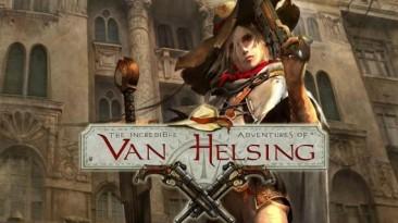 Состоялся релиз The Incredible Adventures of Van Helsing: Extended Edition для PlayStation 4