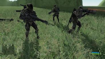 """Crysis """"Корейский нанокостюм с амуницией"""""""