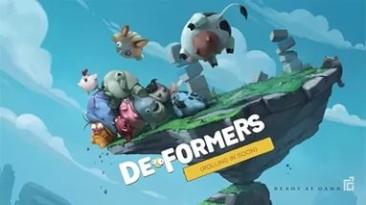 Присоединяйтесь к техническому тесту Deformers
