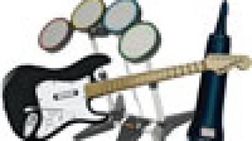 Фонотека Rock Band пополнится композициями шести рок-групп