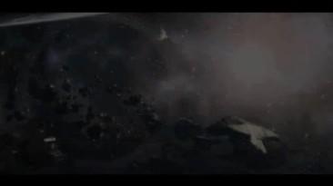"Riddick: Dark Athena ""The Desperation Trailer"""