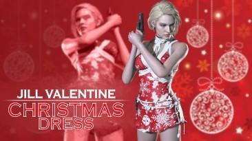 """Resident Evil 3 """"Джилл Валентайн - Рождественское платье"""""""