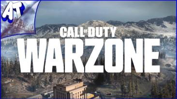 Разбор Call of Duty Warzone