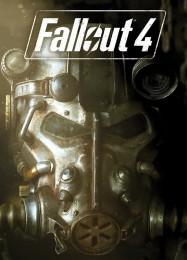 Обложка игры Fallout 4