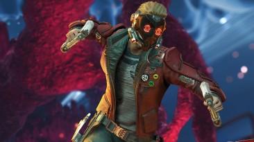 Eidos опубликовала список достижений из Marvel's Guardians of the Galaxy