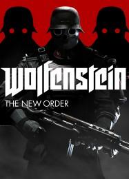 Обложка игры Wolfenstein: The New Order