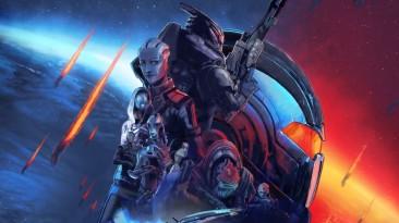 На некоторых площадках открылись предзаказы на Mass Effect: Legendary Edition