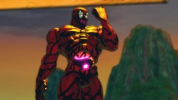 "Street Fighter 4 ""Carnage Seth"""