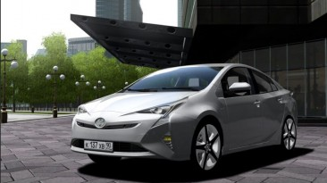 "City Car Driving ""Toyota Prius 2016 (v1.5.9 - 1.5.9.2)"""
