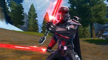 Разработчики Star Wars: The Old Republic добавили новые стили боя