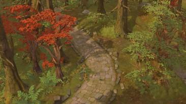 В Albion Online добавят анимированную растительность