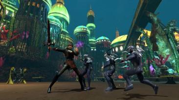 Разработчики анонсировали два DLC для DC Universe Online