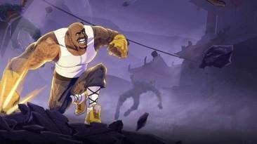 Владельцы Switch версий NBA Playgrounds уже могут бесплатно загрузить Shaq Fu: A Legend Reborn