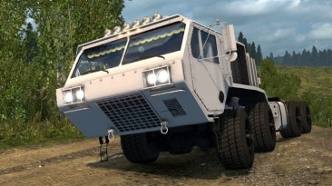 "Euro Truck Simulator 2 ""Oshkosh Defense Hemtt A4 от 05.03.2021 (v1.39 - 1.40.x)"""