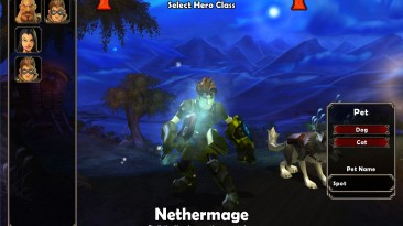 """Torchlight """"Nethermage"""""""