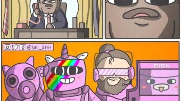 Rainbow Six: Siege в реальности