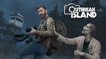 Геймплейный трейлер Outbreak Island: симулятор выживания с элементами детектива