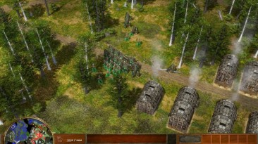 "Age Of Empires 3 ""Сценарий - Siege of Fort Niagara"""