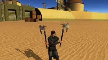"Star Wars: Knights of the Old Republic ""LB Waraxe Set 1.0 (топоры гаморреанцев)"""