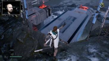 Star Wars Jedi: Fallen Order прохождение #3. Планета Зеффо. К центру бури.