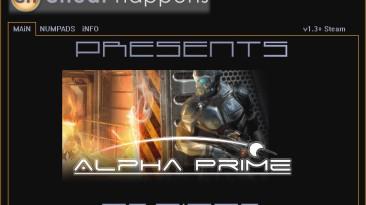 Alpha Prime: Трейнер/Trainer (+3) [1.3: Steam] {elDDS}