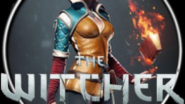 "The Witcher 3 ""Альтернативный значок ярлыка с Трисс"""