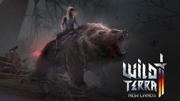 Wild Terra 2 уже доступна в Раннем Доступе Steam!