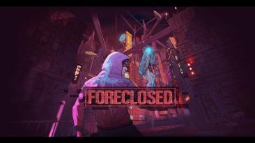 """Представлен новый трейлер экшена в стиле комиксов """"Foreclosed"""""""