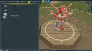 Поиграем в Spore - История одного племени!