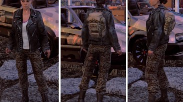 """State of Decay """"SOD - AOR1 Retexture"""""""