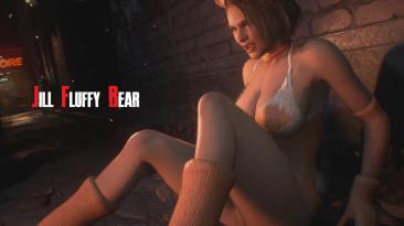 "Resident Evil 3 ""Джилл пушистый медвежонок"""