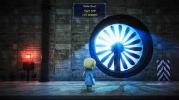Геймплей игры - Light Fairytale