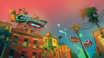 Через неделю выходит CALIFORNIUM - игра про изменяющуюся реальность