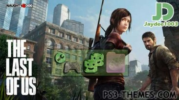 The Last Of Us Dynamic Theme Ps3.(3)