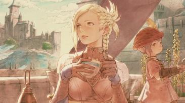 Великолепная коробка для виниловых пластинок Final Fantasy XIV представлена с трейлером