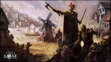 Новые концепт-арты The Wayward Realms - ролевой игры в открытом мире, от создателей TES: Arena и TES 2: Daggerfall