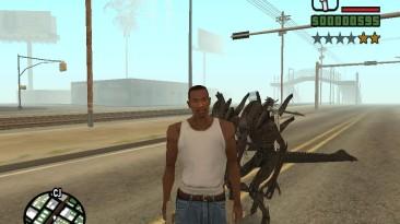 "Grand Theft Auto: San Andreas ""Охота за Сиджеем корпаративными чужими Вайлант Ютани (SA) 1.0"""