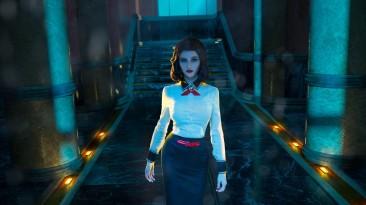 Косплей на Элизабет из BioShock Infinite