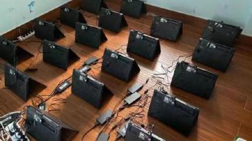 Ферма из сотен ноутбуков с GeForce RTX 3060. За сколько окупится такой проект?