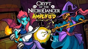 Ритм-рогалик Crypt of the NecroDancer скоро получит DLC-дополнение