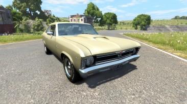 "BeamNG.drive ""Chevrolet Nova 1968"""