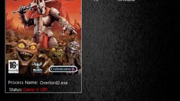 Overlord 2: Трейнер/Trainer (+2) [1.0] {MrAntiFun}
