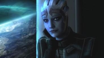 BioWare выпустит новую фигурку Лиары в честь выхода Mass Effect Legendary Edition