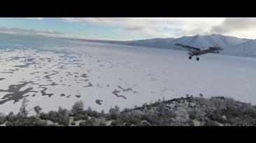 Разработчики Microsoft Flight Simulator поздравили с новым годом и представили новый трейлер