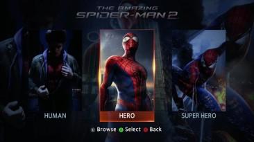 """The Amazing Spider-Man 2 """"Первые пятнадцать минут игры"""""""