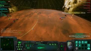 """Battlefleet Gothic Armada """"прохождение на русском - глава 02 обзор"""""""